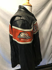 Harley Davidson Men's  Screamin'  Eagle  Thunder  Hill  Leather Jacket . US XL.