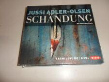 CD  Schändung von Jussi Adler-Olsen und Frank Bruder
