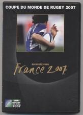 DVD Coupe Du Monde De Rugby 2007  - en route vers FRANCE 2007 neuf sans blister