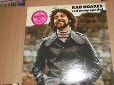 Rab Noakes Red Pump Special Vinyl Record Album BS 2777 EX+ Condition 1974 PROMO
