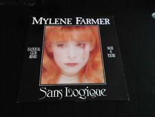 mylene farmer / sans logique / / maxi 45 tours