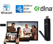^hv Audio Video Receiver wireles wifi dlna Hdmi TV Display Mirroring Miracast EZ