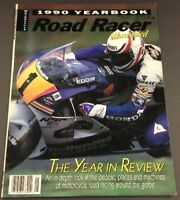 1990 Motorcycle Magazine The Year In Review Road Racer