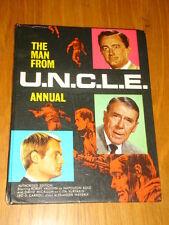 MAN FROM U.N.C.L.E. BRITISH ANNUAL WORLD DISTRIBUTORS 1968 <