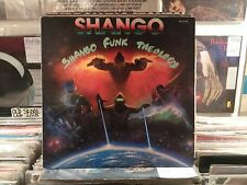 Shango-Shango Funk Theology LP-CELLULOID LABEL-CLASSIC OLD SCHOOL RAP/ELECTRO!!!