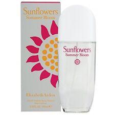 Sunflowers Summer Bloom By Elizabeth Arden Eau De Toilette Spray 100ml  NIB