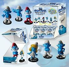 The Smurfs Tag - AThon Gusty Smurf Figure Collectible Game New