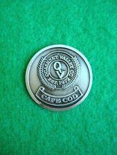 Quashnet Valley Country Club Cape Cod Golf Ball Marker - Mashpee, Massachusetts