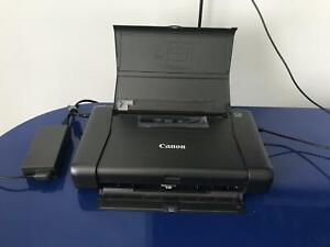 Canon PIXMA iP110 Wireless Mobile Printer With Airprint (9596B002AA)