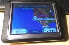 GARMIN NUVI 255 PORTABLE GPS NAVIGATOR BUNDLE