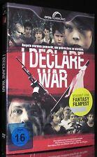 DVD I DECLARE WAR - Eine Mischung aus APOCALYPSE NOW und HERR DER FLIEGEN * NEU