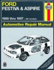 Ford Festiva (88-93) & Ford Aspire (94-97) Haynes Repair Manual