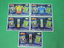 Magnet equipe entraineur manager Just Foot - Pitch 2009 maillot football lot #18