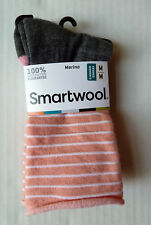 New Women`s SmartWool Camp House Socks Merino Wool Crew MSRP$22