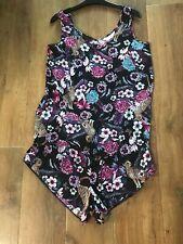 New Marks & Spencer Floral / Animal Print  Shorts Pyjamas Set   Size  16   bnwt