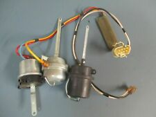2000 Ford Explorer Sport Heater HVAC Vacuum Actuator Set W/ Hoses