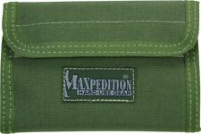 Maxpedition Spartan Od Green Wallet 0229G