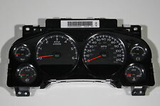 2007 FACTORY REMAN OEM GM SPEEDOMETER DASH GAUGE CLUSTER MILES SET $50 REBATE