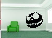 Jack Skellington #2 ~ Wall Decal: Popular Character: Silhouettes