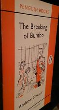 The Breaking of Bumbo by Andrew Sinclair 1961 Penguin pb   in stock in Australia