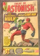 Tales To Astonish # 59.... .low grade to Mid Grade copy