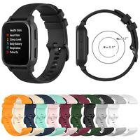 20mm Armband Uhrenarmband für Garmin Venu Sq/VivoMove Style/Forerunner 245 645