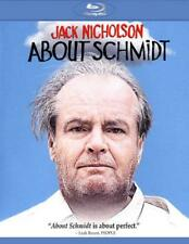 ABOUT SCHMIDT NEW BLU-RAY