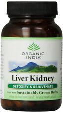 ORGANIC INDIA - Liver Kidney Detoxify and Rejuvenate  - 90 Vegetarian Capsules