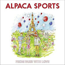 Alpaca Sports : From Paris With Love CD (2018) ***NEW***
