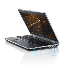 "Dell Latitude 15.6"" Laptop Core i7-2620M 8GB RAM 240GB SSD Win 10 - Recertified"