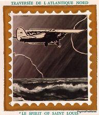 YtPA50 SPIRIT OF ST LOUIS LINDEBERGH  FRANCE  FDC Enveloppe Lettre Premier jour