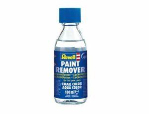Revell 39617 Enamel Acrylic Paint Remover 100ml Bottle