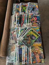 DC Comics AQUAMAN (Volume 5 1994) 1 - 75, 1000000 Annuals 1 -5  VF/NM Complete