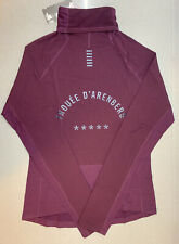 Rapha Pro Team Thermal Base Layer Long Sleeve Plum Medium Brand New With Tag
