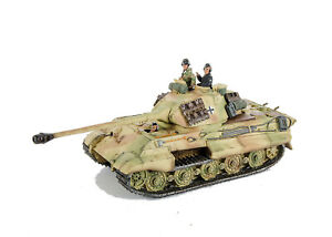 King & Country WS67 - Char allemand King Tiger - Edition épuisée - WW2