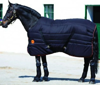 Horseware Rambo IONIC Circulation Therapy STABLE RUG 200g Arthritis/RSI/Injury