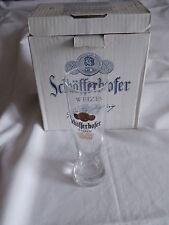 6 Schöfferhofer Weissbier  Gläser   0,3l  Neu und OVP  siehe auch Fotos