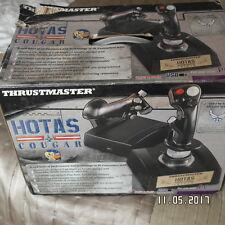 Thrustmaster F16 système Hotas Cougar Joysticks