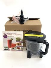 Ninja XSK642W1 30 Blender Replacement 64oz Pitcher Lid Blade - New Open Box