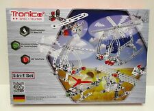 Tronico - 10270AIR 1 en 5-avions-metal construction kit