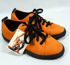 Orange Travel Fox Low Top Shoes Sneakers Size 6