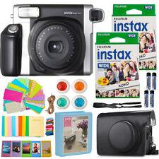 Fujifilm INSTAX Wide 300 Fuji Instant Camera + 40 Film + Case Accessories Bundle