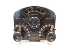 VINTAGE 1920s OLD ATWATER KENT ANTIQUE BREADBOARD RADIO BAKELITE TUNER COIL