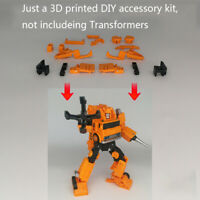 For TRANSFORMERS 3D DIY replenish upgrade KIT FOR Siege earthrise Grapple Set