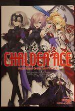 JAPAN Fate/Grand Order Chaldea Ace (Book) W/CD
