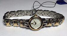 NOS 1990's Seiko Ladies Two-toned Watch Ref. SWX314P
