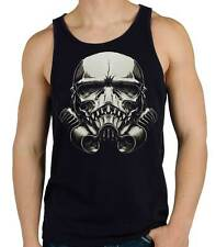 Camiseta Hombre Tirantes Stormtrooper Skull Monster  sleeveless shirt man