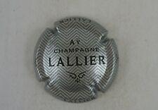 capsule champagne LALLIER gris et noir