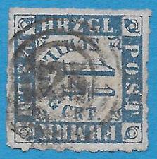 + 1864 Schleswig-Holstein Northern German States #18 A7 1.25s Nr-125-Neustadt