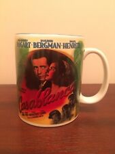 "Casablanca ""Here's Looking At You Kid� Collectible Mug - Vandor - 2003-Brand New"